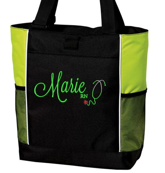 personalized tote bag handbag with by