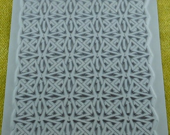 Lisa Pavelka Rubber Stamp Pattern Directions