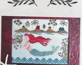 Mermaid Cove Cross Stitch Chart from By The Bay Needleart