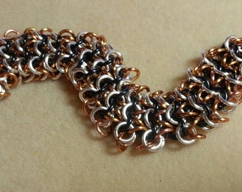 A Tutorial for Coyote Maille Chainmaille Weave