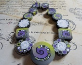 Polymer Clay Beads by TLS Clay Design-Sale
