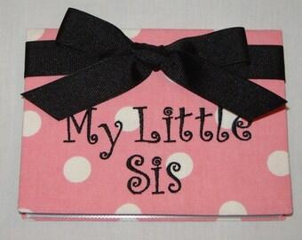 My Little Sis Brag Book