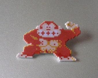 king of apes - donkey kong pin
