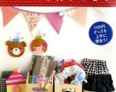 Nice Ideas for Bazaar- Japanese Craft Book