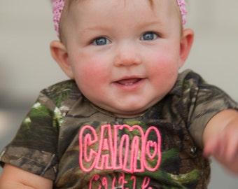 Camo Cutie Realtree Baby Bodysuit
