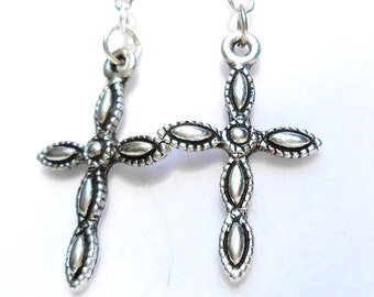 Lovely Cross Earrings