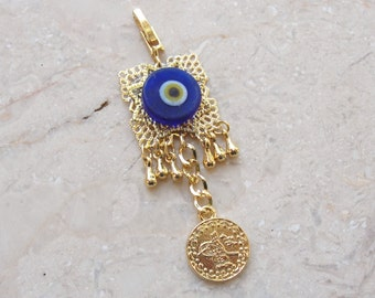 Multifunctional Evil Eye Pendant