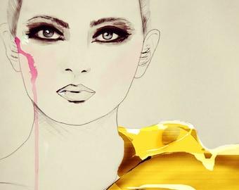 Lanvin 01- Art Print