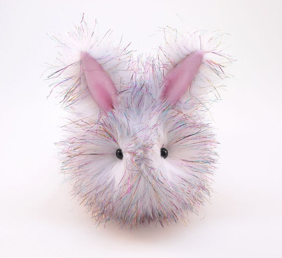 Easter gift stuffed animal cute plush toy fluffy bunny kawaii like this item negle Choice Image