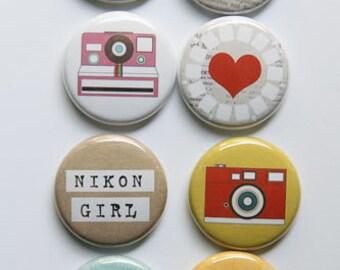 Say Cheese Nikon Girl