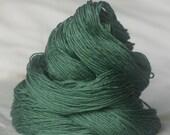 Silk Merino Luxury - emerald