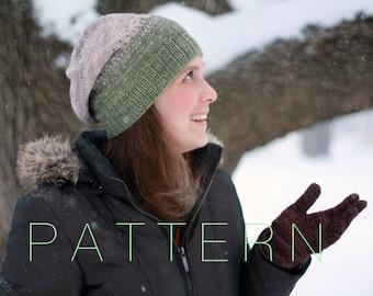 Snowy (knitting pattern pdf)