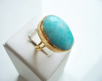 Special turquoise ring