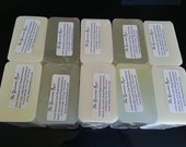 10 lbs MELT And POUR Variety SAMPLER Pack Goats Milk Shea Butter White Clear Olive Oil Glycerine Soap Base All Natural Wholesale Bulk