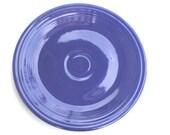 Vintage Cobalt Blue Original Fiestaware 9 Inch Luncheon Plate