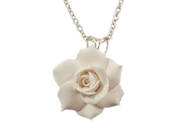 Gardenia Necklace - Gardenia Jewelry Collection
