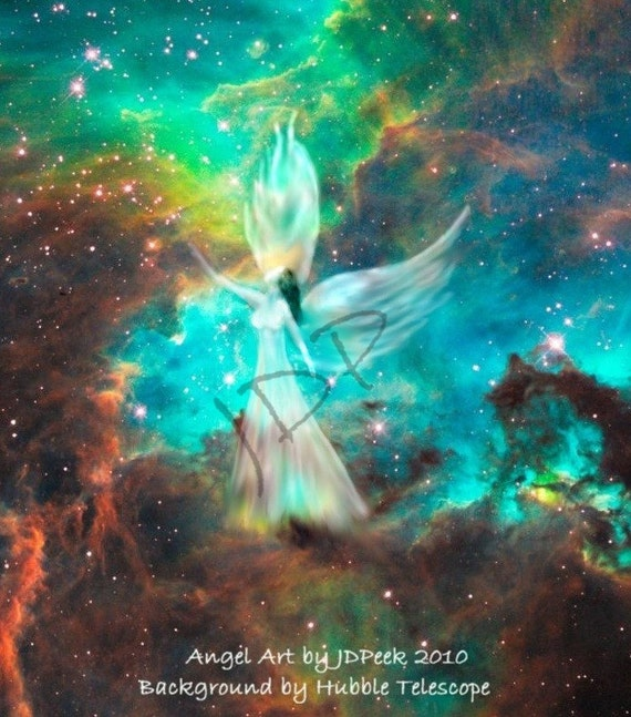 hubble photographs of angels - photo #7