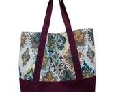 Ikat Reusable Shopping Bag