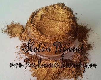 Shalom Eye Shadow, Vegan, Gluten Free, Chemical Free
