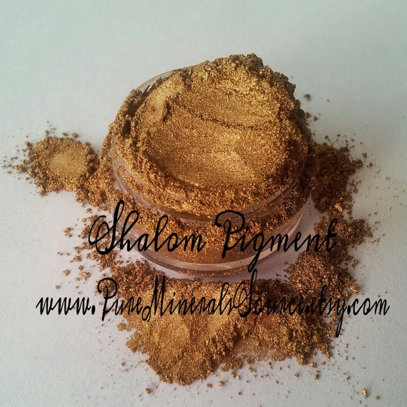 Shalom Eye Shadow, Vegan, Gluten Free, Chemical Free