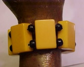 Design your own Antique Bakelite Mah Jong  Bracelet with your Lucky numbers Jan Carlin