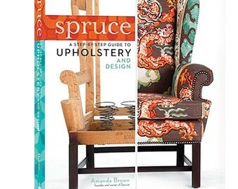 Spruce Upholstery Book