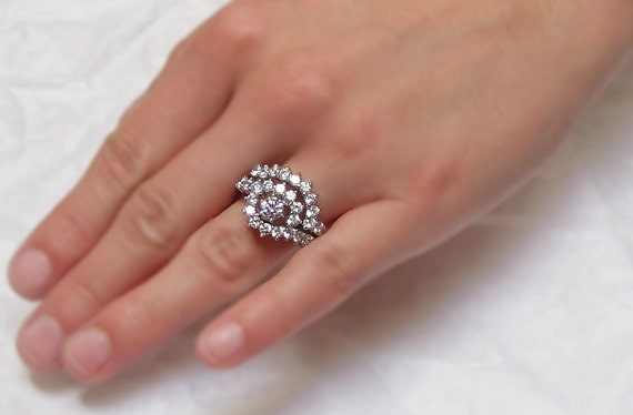 2 Piece Wedding Ring Sets