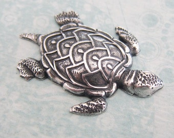 Silver Turtle Finding 2718