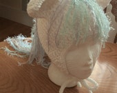 ADORABLE PONY HAT  made to order