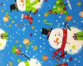 Send me your own fabric for Christmas Pillowcases