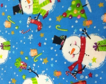 Send me your own fabric for Christmas Pajama pants Childrens sizes 0-3 months to size 16.