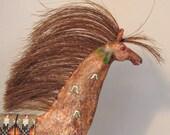 Spirit Horse 1 Origianl Sculpture