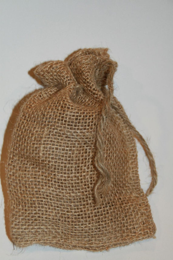 Wedding Gift Bags Burlap : Burlap Bags 25 Wedding Burlap Favor Bags Rustic Wedding Burlap Bags ...
