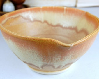 Serving Bowl in Sunburst - Made to Order