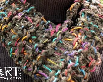 City Lights Knit Scarf