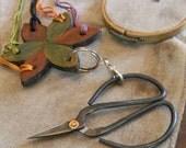 Small Primitive Scissors - from Notforgotten Farm -