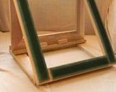 Hookinpunch© ADJUSTABLE Rug Hooking/Punch Needle Frame from Notforgotten Farm