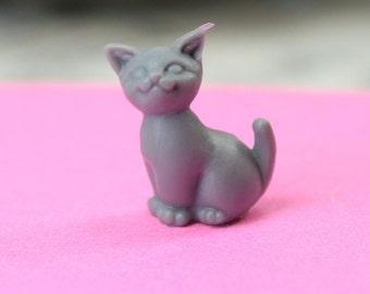 Happy Cats - Gray - Set of 6 - 203-3-212-GY