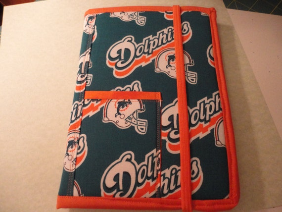 """Ipad Mini / Nook / Nook Hd 7"""" Ereader Cover with Pockets"""