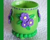 Flower Tealight Candle holder