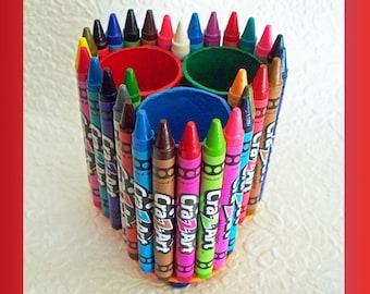Crayon Pencil Holder #1