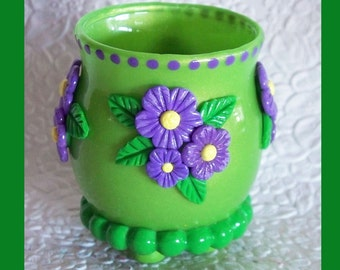 Flower Tealight Candle holder