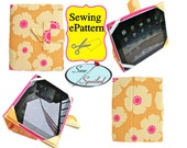 Sewing Spoiled iPad 2- 4 Folding Case/ Notebook/ Stand ePattern