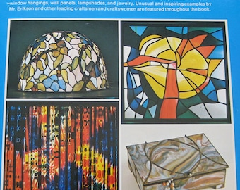Step by Step Stained Glass Pattern Book