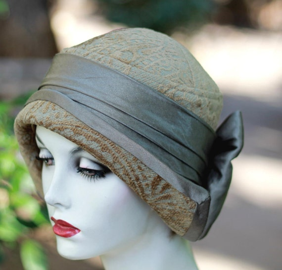 Unique 1920s hats vintage great gatsby style cloche special occasion