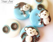Baby Monkeys  (set of 5)
