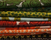 Juliana Horner Fabric - Fat Eighth Bundle of all 12 prints