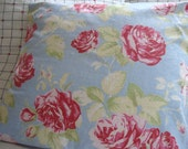 Cabbages and Roses Pillow Cover