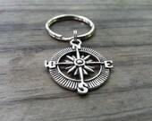 Compass Keychain Traveler