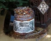 Veils Edge Casting Herbs . Between the Worlds 16oz . Break thru the Veil, Seance, Otherworldly Spirit Workings, Samhain Offering